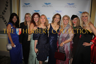 Janet Arneau, Donnetta Campbell, Lorraine Cancro, Lauren Lawrence, Mitzi Perdue, Rita Cosby, Joyce Brooks, Sara Herbert-Galloway