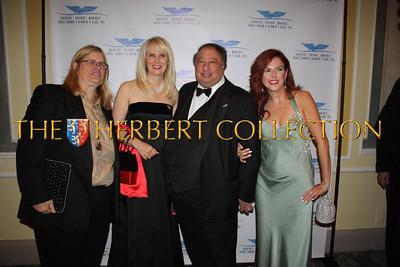 "Donnetta Campbell ""Barnyard Group"", Sara Herbert-Galloway, John Catsimitidas, Lorraine Cancro"