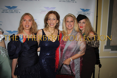 Lauren Lawrence, Mitzi Perdue, Rita Cosby, Joyce Brooks