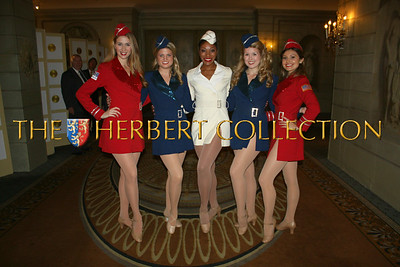 """The USO's beautiful and talented """"Liberty Bells"""""""