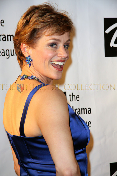 New York - February 2: Cady Huffman in attendance at the Drama League's 25th annual All Star benefit gala at The Rainbow Room on Monday, February 2, 2009 in New York, NY.  (Photo by Steve Mack/S.D. Mack Pictures)