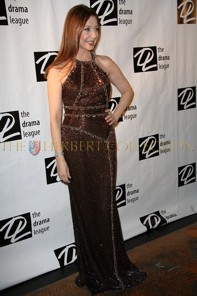 New York - February 2: Donna Murphy in attendance at the Drama League's 25th annual All Star benefit gala at The Rainbow Room on Monday, February 2, 2009 in New York, NY.  (Photo by Steve Mack/S.D. Mack Pictures)