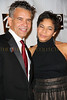 New York - February 2: Brian Stokes Mitchell and his wife, Allyson Tucker in attendance at the Drama League's 25th annual All Star benefit gala at The Rainbow Room on Monday, February 2, 2009 in New York, NY.  (Photo by Steve Mack/S.D. Mack Pictures)