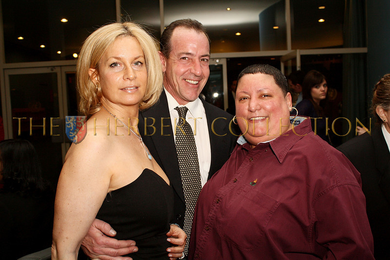 NEW YORK - MARCH 17:  Divorce lawyer Leslie Barbara, Michael Lohan and Rev. Carmen Hernandez attend the MDG Awards global launch event at the United Nations building on March 17, 2009 in New York City.  (Photo by Steve Mack/S.D. Mack Pictures) *** Local Caption *** Leslie Barbara; Michael Lohan; Carmen Hernandez