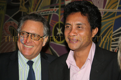 Errol Rappaport and Njakataiana  heartthrob singer from Madagascer