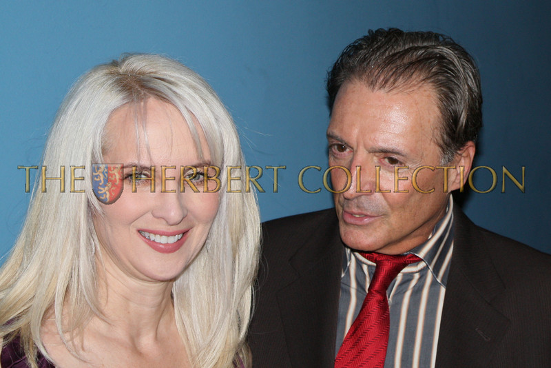 Sara Herbert-Galloway and Armand assante