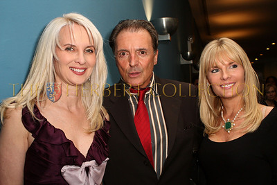 NEW YORK - MARCH 17:  Charity Consultant Sara Herbert-Galloway, Actor Armand Assante and Colleen Rein attend the MDG Awards global launch event at the United Nations building on March 17, 2009 in New York City.  (Photo by Steve Mack/S.D. Mack Pictures) *** Local Caption *** Sara Herbert-Galloway; Armand Assante; Colleen Rein