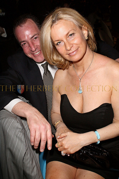 NEW YORK - MARCH 17:  Michael Lohan and divorce lawyer Leslie Barbara attend the MDG Awards global launch event at the United Nations building on March 17, 2009 in New York City.  (Photo by Steve Mack/S.D. Mack Pictures) *** Local Caption *** Michael Lohan; Leslie Barbara