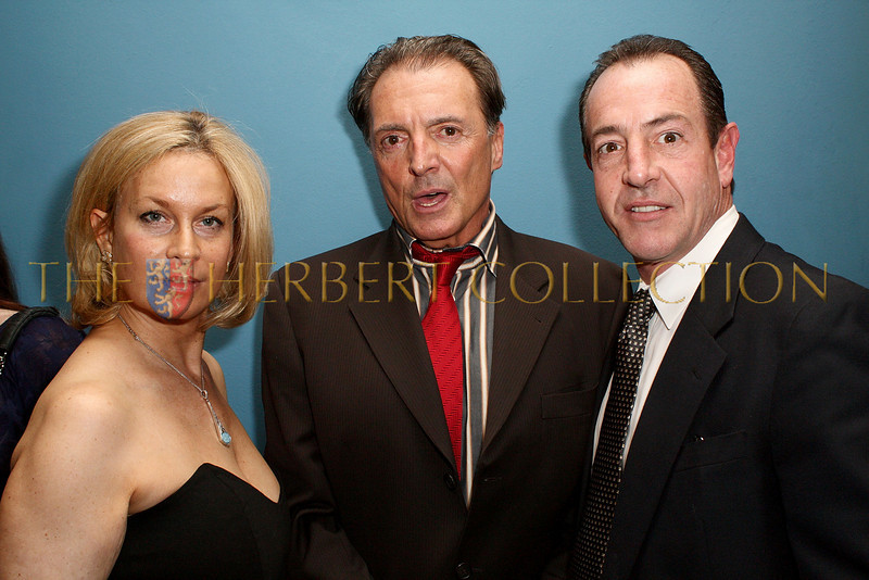 NEW YORK - MARCH 17:  Divorce lawyer Leslie Barbara, Actor Armand Assante and Michael Lohan attend the MDG Awards global launch event at the United Nations building on March 17, 2009 in New York City.  (Photo by Steve Mack/S.D. Mack Pictures) *** Local Caption *** Leslie Barbara; Armand Assante; Michael Lohan
