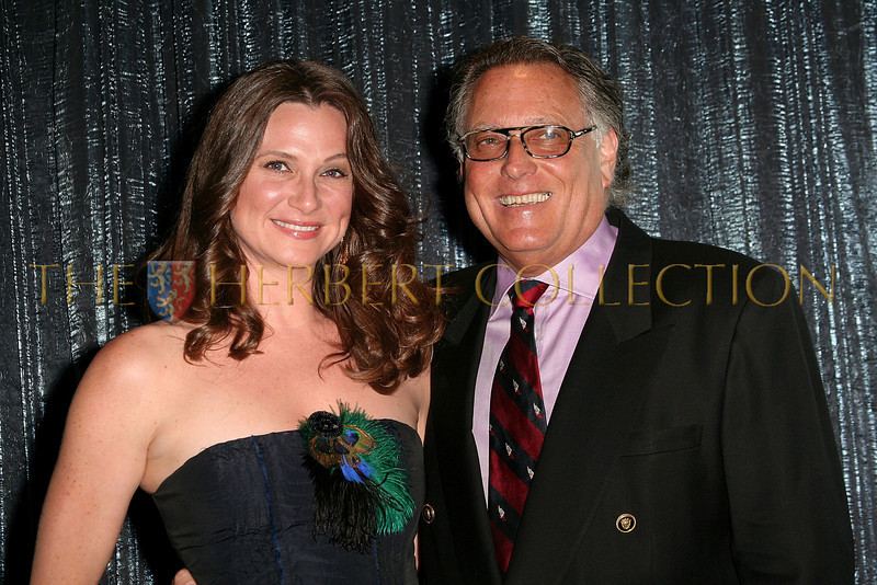 """NEW YORK - MAY 12:  Cindy Marinangel and Errol Rappaport attend the National Meningitis Association's """"Give Kids A Shot!"""" Gala on May 12, 2009 at the Rainbow Room in New York, New York.  (Photo by Steve Mack/S.D. Mack Pictures) *** Local Caption *** Cindy Marinangel; Errol Rappaport"""