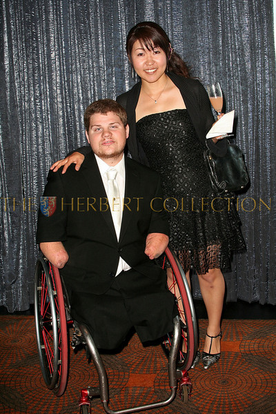 """NEW YORK - MAY 12:  Nick Springer and Chieko Endo attends the National Meningitis Association's """"Give Kids A Shot!"""" Gala on May 12, 2009 at the Rainbow Room in New York, New York.  (Photo by Steve Mack/S.D. Mack Pictures) *** Local Caption *** Chieko Endo"""