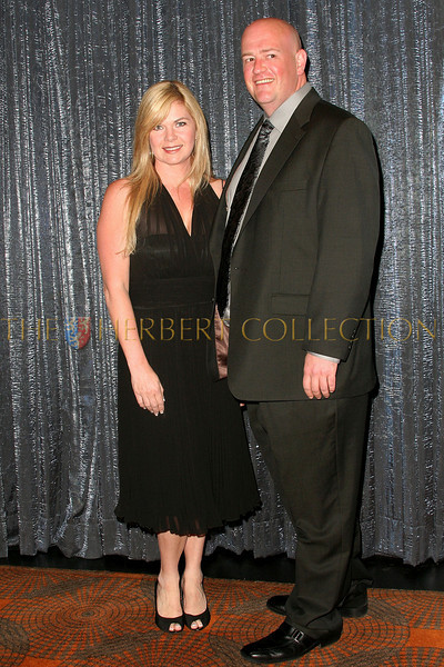 """NEW YORK - MAY 12:  Les Walgreen (R) and Kristine Korn attend the National Meningitis Association's """"Give Kids A Shot!"""" Gala on May 12, 2009 at the Rainbow Room in New York, New York.  (Photo by Steve Mack/S.D. Mack Pictures) *** Local Caption *** Kristine Korn; Les Walgreen"""