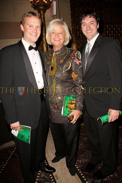 New York - November 6: Michele Rollins with her sons at The American Friends of Jamaica's 27th Annual Gala and Auction at Gotham on Thursday, November 6, 2008 in New York, NY.  (Photo by Steve Mack/S.D. Mack Pictures)