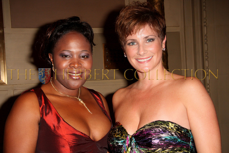 New York - November 6: Imosie Joseph Coke and Debra Lopez at The American Friends of Jamaica's 27th Annual Gala and Auction at Gotham on Thursday, November 6, 2008 in New York, NY.  (Photo by Steve Mack/S.D. Mack Pictures)