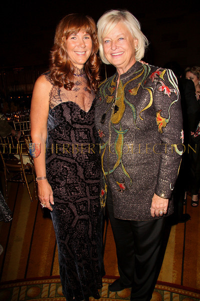 New York - November 6: Manuela Goren and Michelle Rollins at The American Friends of Jamaica's 27th Annual Gala and Auction at Gotham on Thursday, November 6, 2008 in New York, NY.  (Photo by Steve Mack/S.D. Mack Pictures)