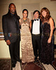 New York - November 6: Lennox Lewis with wife Violet Chang, Manuela and james Goren at The American Friends of Jamaica's 27th Annual Gala and Auction at Gotham on Thursday, November 6, 2008 in New York, NY.  (Photo by Steve Mack/S.D. Mack Pictures)