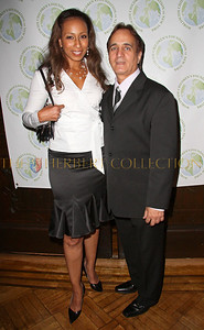 NEW YORK - OCTOBER 02:  Actress Tamara Tuni and Worldwide Children's Foundation President James Cavallo attend the Worldwide Children's Foundation Fundraising Gala at The National Arts Club in New York City.  (Photo by Steve Mack/S.D. Mack Pictures) *** Local Caption *** Tamara Tuni; James Cavallo