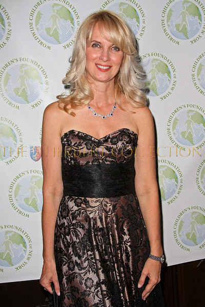 NEW YORK - OCTOBER 2:  Worldwide Children's Foundation board member Sara Herbert-Galloway attends the Worldwide Children's Foundation Fundraising Gala at The National Arts Club in New York City. (Photo by Steve Mack/S.D. Mack Pictures) *** Local Caption *** Sara Herbert-Galloway