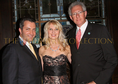 NEW YORK - OCTOBER 2:  Worldwide Children's Foundation Chairman Alex Conti, Board Member Sara Herbert-Galloway and Wealth Manager Barry Klarberg attends the Worldwide Children's Foundation Fundraising Gala at The National Arts Club in New York City. (Photo by Steve Mack/S.D. Mack Pictures) *** Local Caption *** Alex Conti; Sara Herbert-Galloway; Barry Klarberg