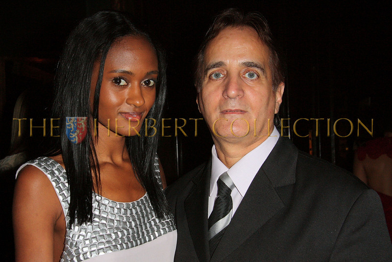 NEW YORK - OCTOBER 02:  Actress Nicole Fiscella and Worldwide Children's Foundation President James Cavallo attend the Worldwide Children's Foundation Fundraising Gala at The National Arts Club in New York City.  (Photo by Steve Mack/S.D. Mack Pictures) *** Local Caption *** Nicole Fiscella; James Cavallo