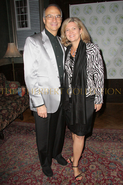 NEW YORK - OCTOBER 2:  Worldwide Children's Foundation Board Members Rex Duvall and Joy Duvall attend The Worldwide Children's Foundation Fundraising Gala at The National Arts Club in New York City. (Photo by Steve Mack/S.D. Mack Pictures)