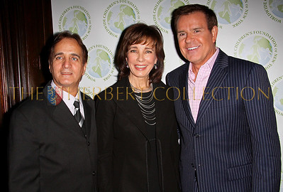 NEW YORK - OCTOBER 02:  Worldwide Children's Foundation President James Cavallo, Actress Anne Archer and TV Personality Mike Jerrick attend the Worldwide Children's Foundation Fundraising Gala at The National Arts Club in New York City.  (Photo by Steve Mack/S.D. Mack Pictures) *** Local Caption *** James Cavallo; Anne Archer; Mike Jerrick