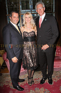 NEW YORK - OCTOBER 02:  Worldwide Children's Foundation Chairman Alex Conti, Board Member Sara Herbert-Galloway and Wealth Manager Barry Klarberg attends the Worldwide Children's Foundation Fundraising Gala at The National Arts Club in New York City.  (Photo by Steve Mack/S.D. Mack Pictures) *** Local Caption *** Alex Conti; Sara Herbert-Galloway; Barry Klarberg