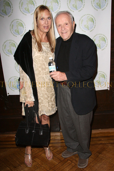 NEW YORK - OCTOBER 2:  Lauren Bennett and Henry Buhl attend The Worldwide Children's Foundation Fundraising Gala at The National Arts Club in New York City. (Photo by Steve Mack/S.D. Mack Pictures)