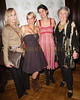 NEW YORK - OCTOBER 2:  Maggie Norris, Sarah Dupont, Sara Wolfe and Charlotte Haines attend The Worldwide Children's Foundation Fundraising Gala at The National Arts Club in New York City. (Photo by Steve Mack/S.D. Mack Pictures)