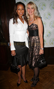NEW YORK - OCTOBER 02:  Actress Tamara Tuni and Worldwide Children's Foundation Board Member Sara Herbert-Galloway attends the Worldwide Children's Foundation Fundraising Gala at The National Arts Club in New York City.  (Photo by Steve Mack/S.D. Mack Pictures) *** Local Caption *** Tamara Tuni; Sara Herbert-Galloway