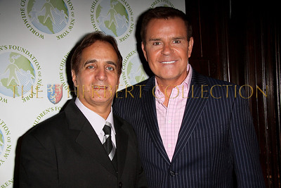 NEW YORK - OCTOBER 02:  Worldwide Children's Foundation President James Cavallo and TV Personality Mike Jerrick attend the Worldwide Children's Foundation Fundraising Gala at The National Arts Club in New York City.  (Photo by Steve Mack/S.D. Mack Pictures) *** Local Caption *** James Cavallo; Mike Jerrick