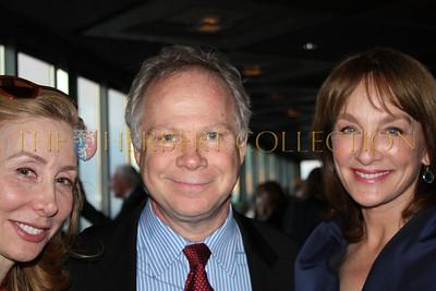 , Gary Springer and Nancy Snyderman