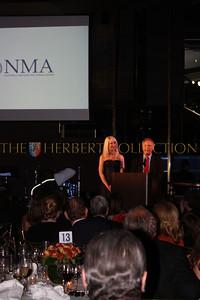 Sara Herbert-Galloway and Gary Springer speak