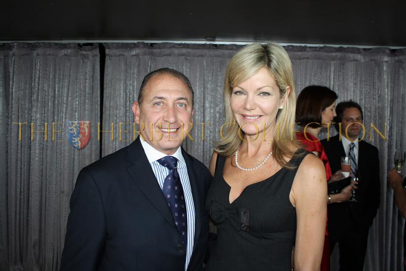 "Steve Boxer ""The Boxer Foundation and Julie Hayek"