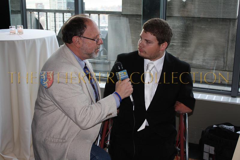 Paul Sladkus from Good News Broadcast interviews Nick Springer