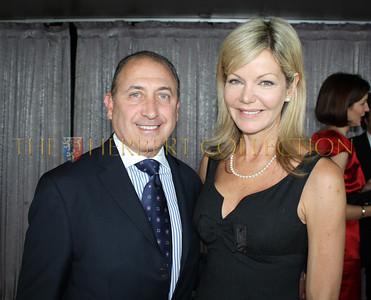 Steve Boxer; The Boxer Foundation and Julie Hayek; Miss USA 1983