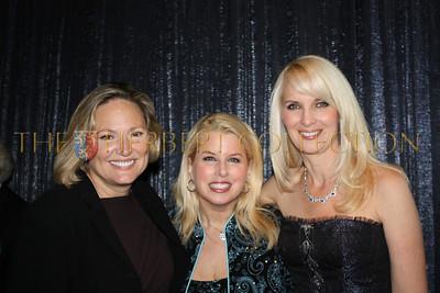 Barbara Kelly, Rita Cosby and Sara Herbert-Galloway