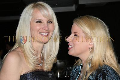 Sara Herbert-Galloway talking with Rita Cosby