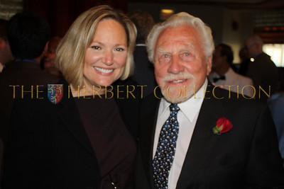 Barbara Kelly; Make-up artist and Joe Sirola; The King of Voiceovers