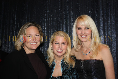 Barbara Kelly, Rita Cosby and Sara Herbert-Galloway