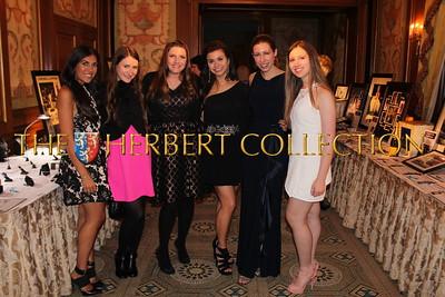 Allie Klarberg, Kate Horowitz, Nikki Klarberg, Adrienne Burfield, Ella Reider, Alana Galloway