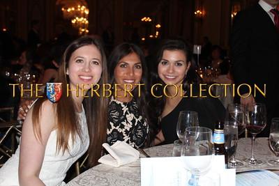 Alana Galloway, Allie Klarberg, Adrienne Burfield