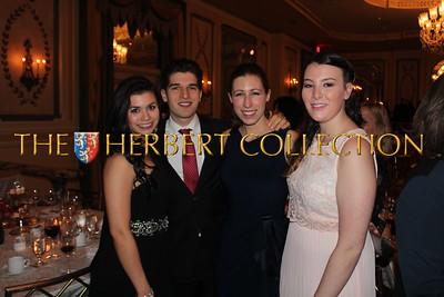 Adrienne Burfield, Justin Galloway, Ella Reider and Meghan Valvano