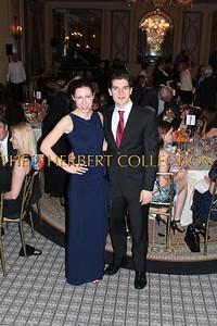 Ella Reider and Justin Galloway