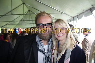 Johan Lindeberg and Sara Herbert-Galloway