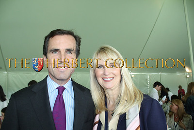 "Bob Woodruff and Sara Herbert-Galloway  Bob Woodruff ""ABC NEWS"" and the Bob Woodruff Foundation"