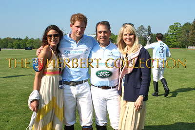 Cynthia Jorge, Prince Harry, Michael Carrazza, Sara Herbert-Galloway