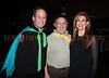 guest, Michael Caplin, Lauren Vanoni Vernon Board Members