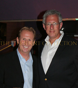 Steve Shenbaum; President, Game On Media and Barry Klarberg; Managing Partner, Monarch Wealth Management