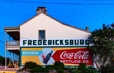 Texas - Fredericksburg - July 2018